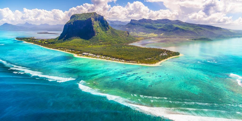 Eksotiske Mauritius