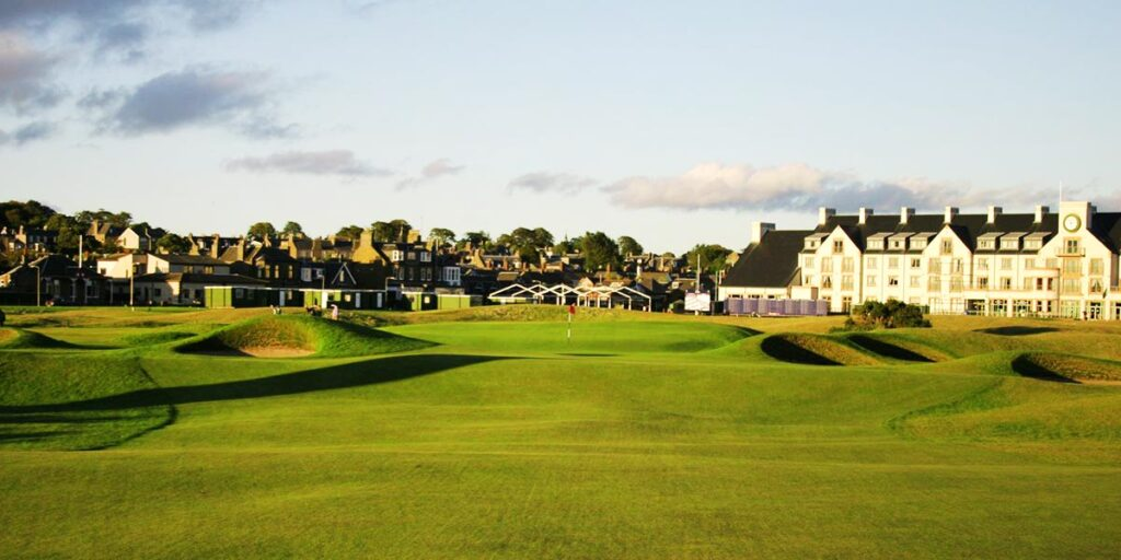 Carnoustie Hotel, Golf Resort & Spa