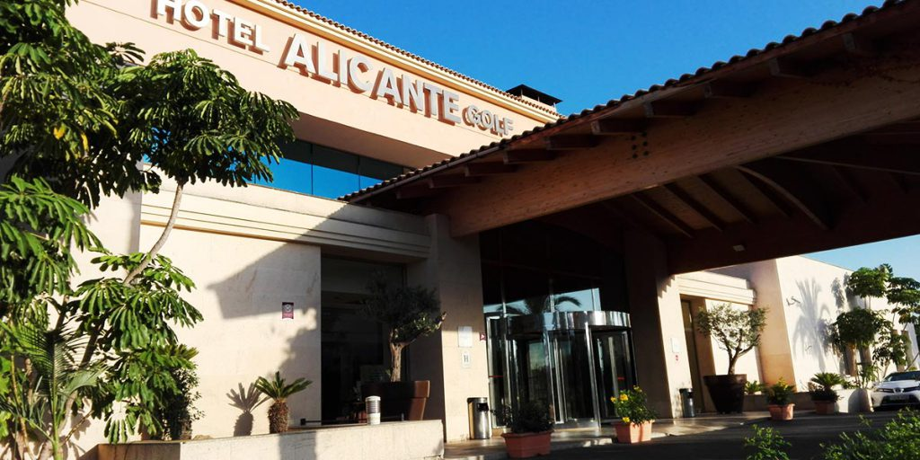 Hotel Alicante Golf