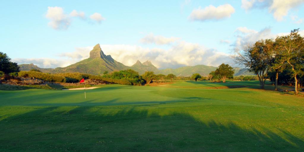 Eksotiske Mauritius med Alvah Routledge