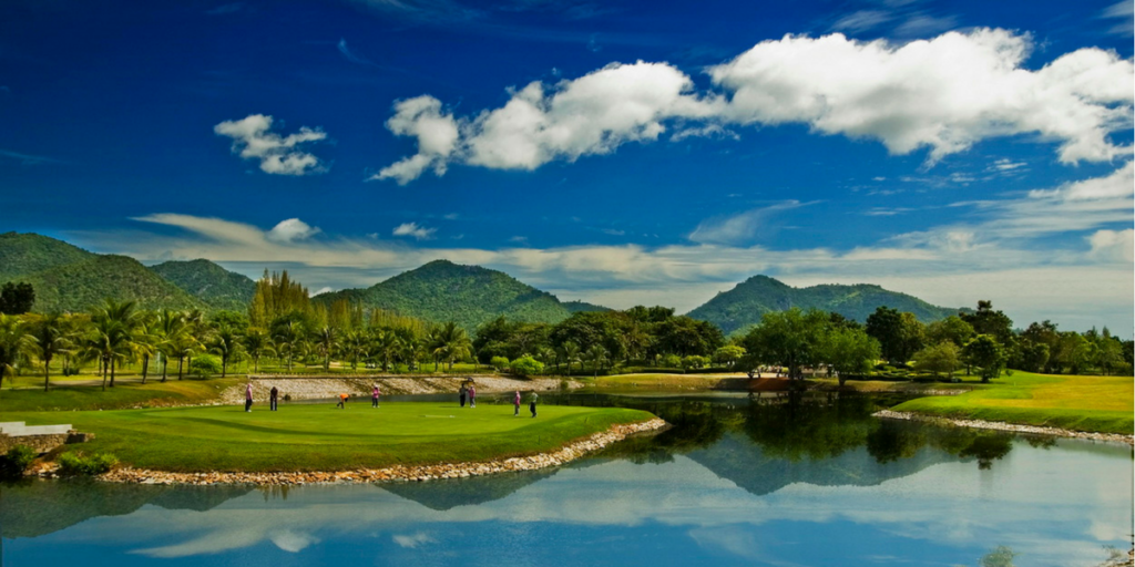 Hua Hin Golf Villa - Longstay