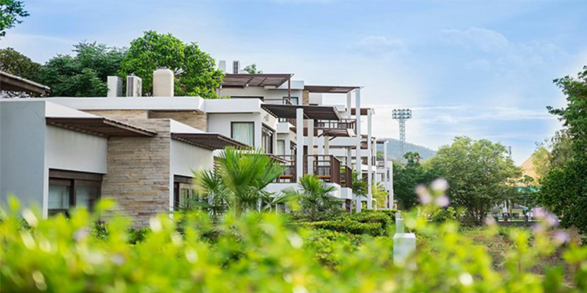 green2green.dk - Hoteller/Resorter - The Rock Hua Hin Resort & Spa