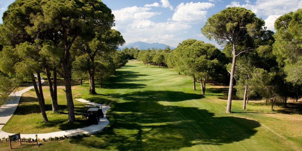 Golfskole i Tyrkiet med PGA pro Steve Smith
