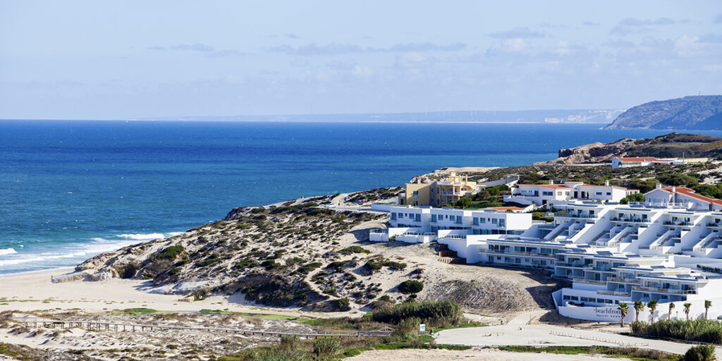 Praia d'el rey Beach Front
