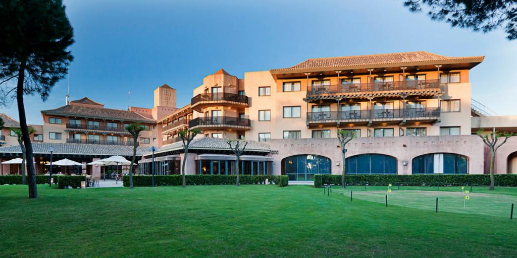 Team Ellebye Islantilla Golf Resort