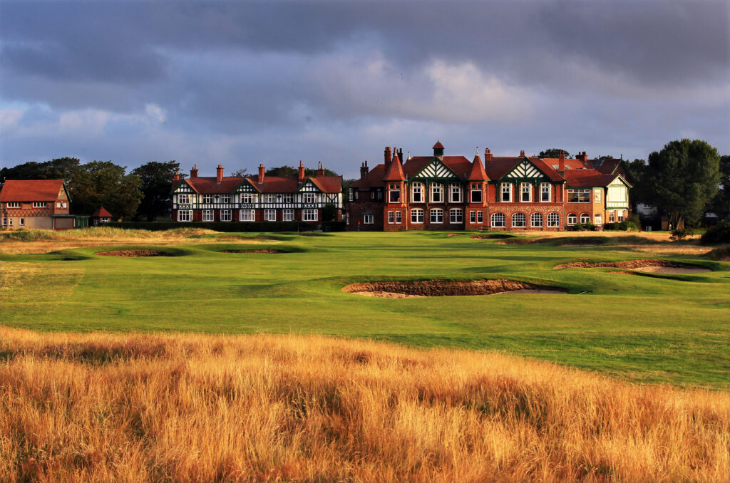 Royal Lytham Golf Tour