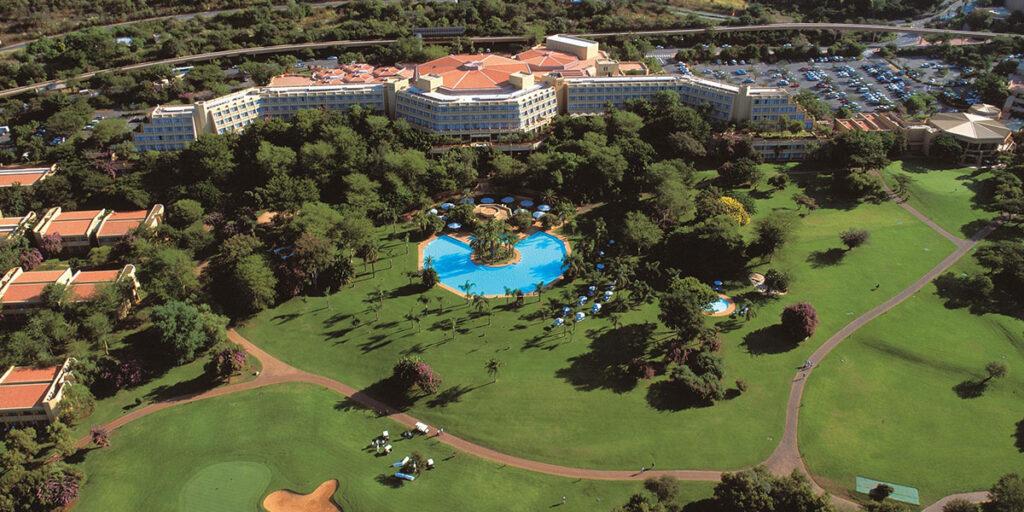 Rundrejse Sydafrika, Johannesburg - Zebula Estate - Sun City