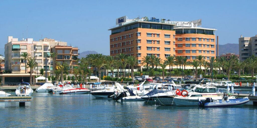 Hotel Juan Montiel Spa and Marina