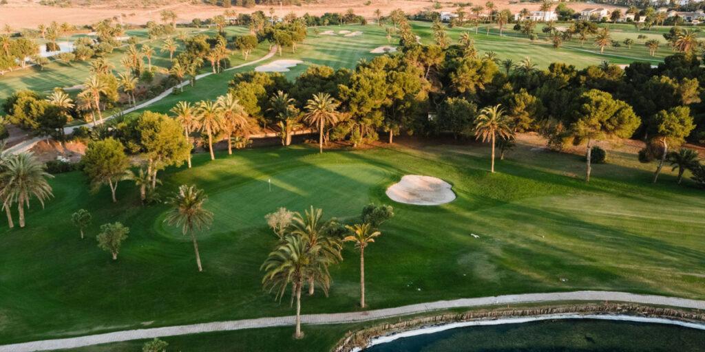 Golfskole til La Manga 2019