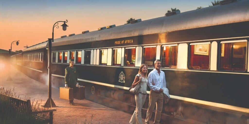 Rovos Rail - Pretoria