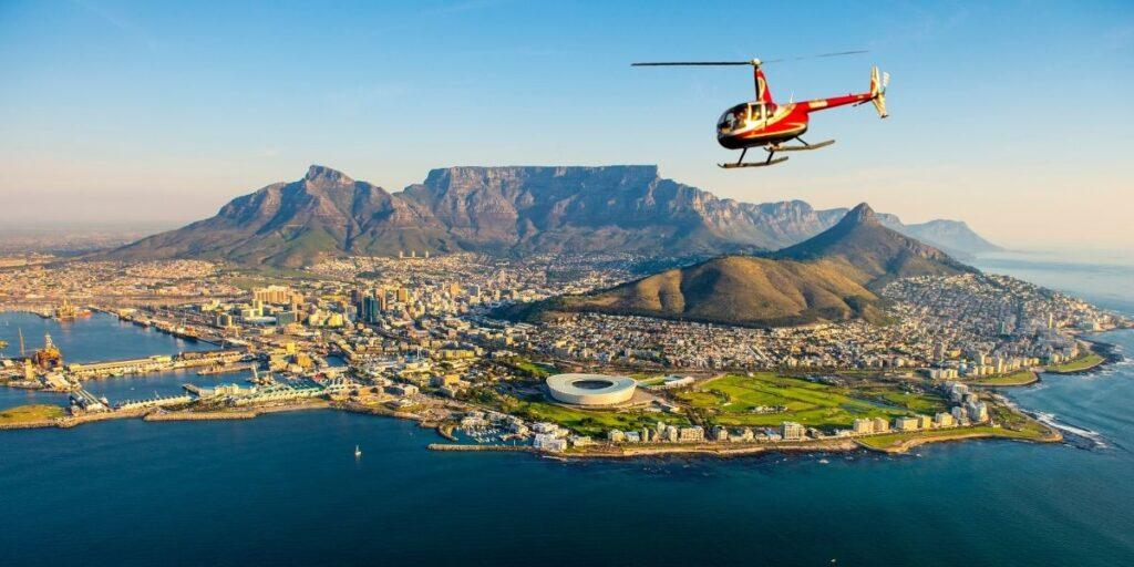 Cape Town - Golf & Safari