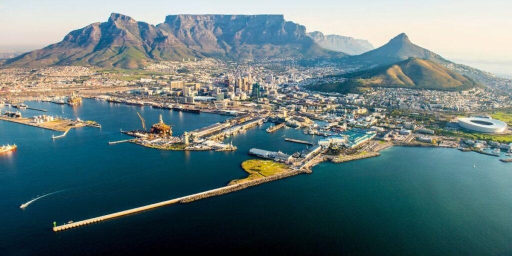 Sydafrika