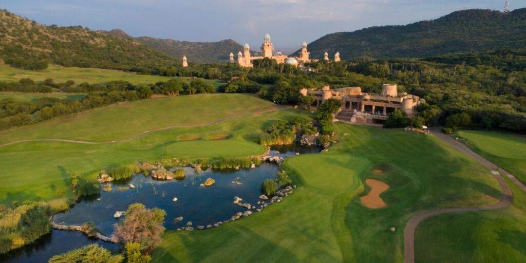 Johannesburg - Golf & Safari