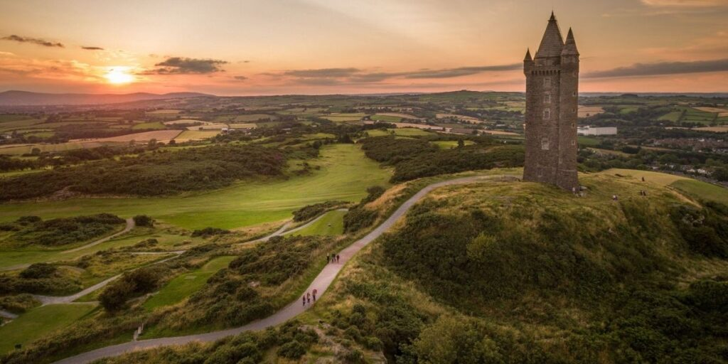 Nordirland - Storslået natur